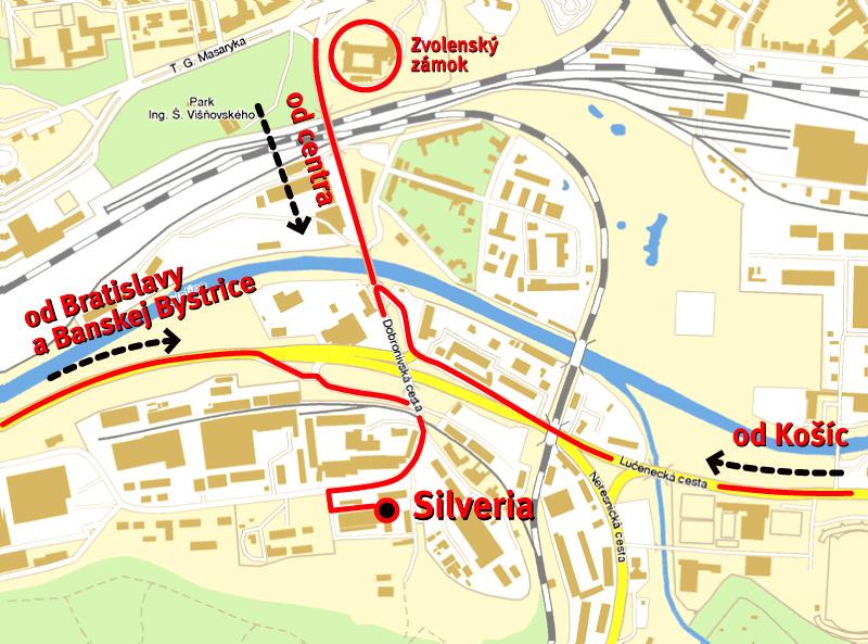 Silveria spol. s r.o.. Pod Dráhami 1 960 01 Zvolen 7b58ab711dc